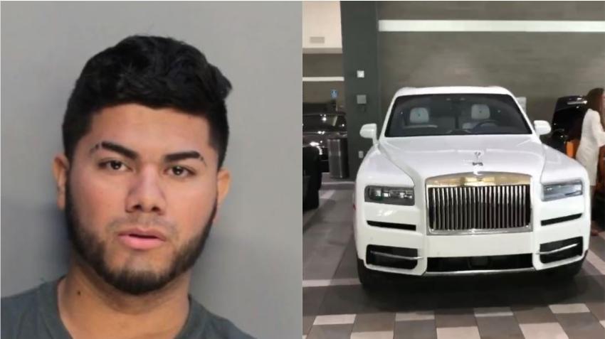 Hombre demanda a un Hotel de Miami Beach por entregar su Rolls Royce a un ladrón que se hizo pasar por empleado del valet parking