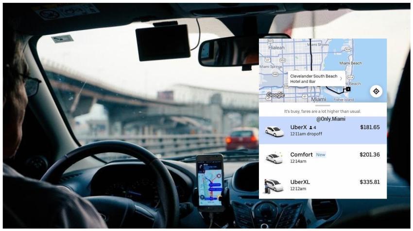 """Uber suspende los viajes """"pool"""" en EEUU y Canadá para evitar la propagación del coronavirus"""
