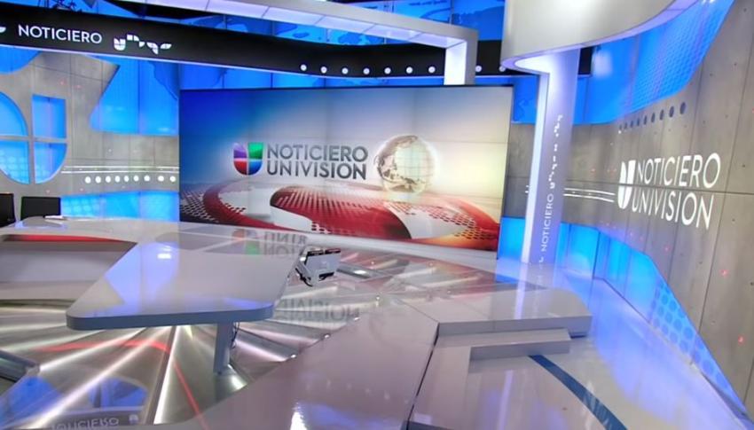 Cadena Univisión hace recortes de salario en medio de la crisis del coronavirus