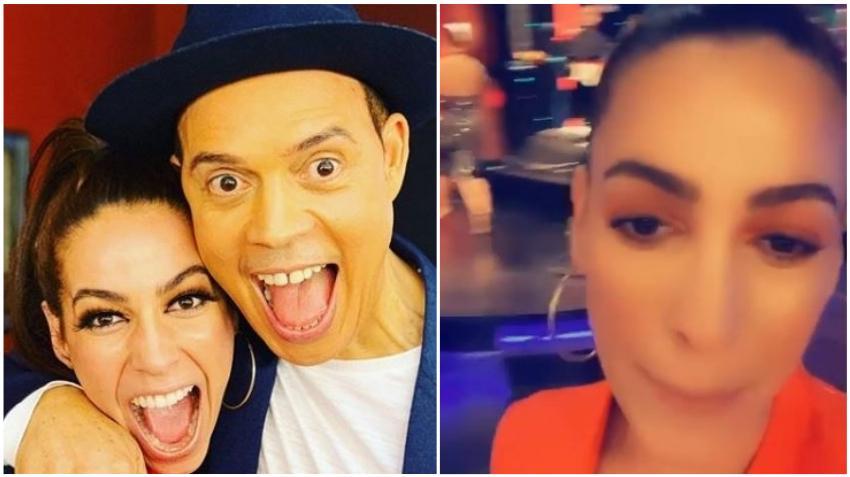Actriz cubana Zajaris Fernández deja América Tevé y se va a Mega TV junto a Alexis Valdés