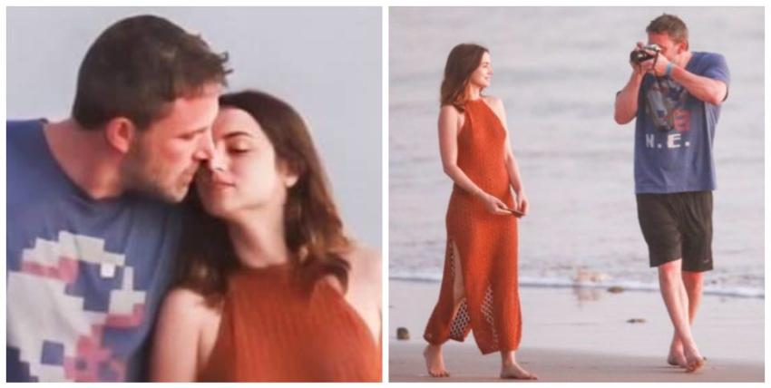 Actriz cubana Ana de Armas termina su relación con el actor estadounidense Ben Affleck
