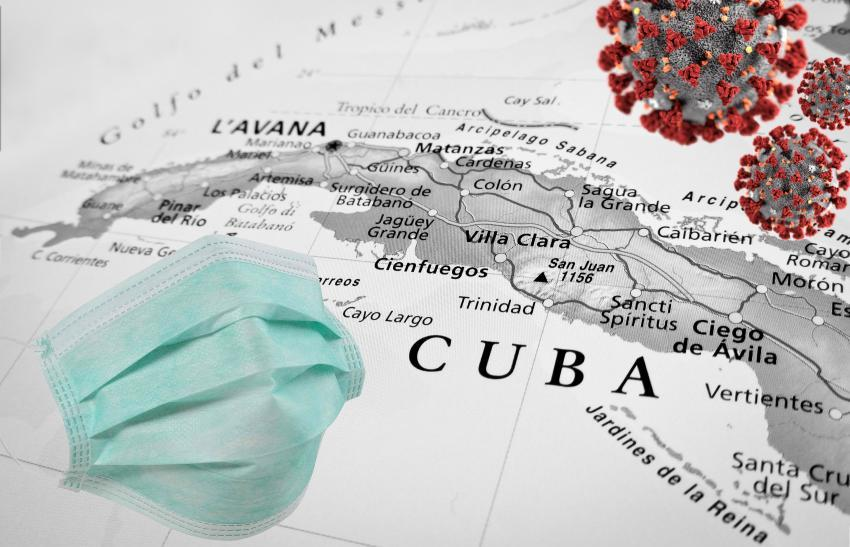 Cuba confirma 5 nuevos casos de coronavirus; la cifra de contagiados es de 16