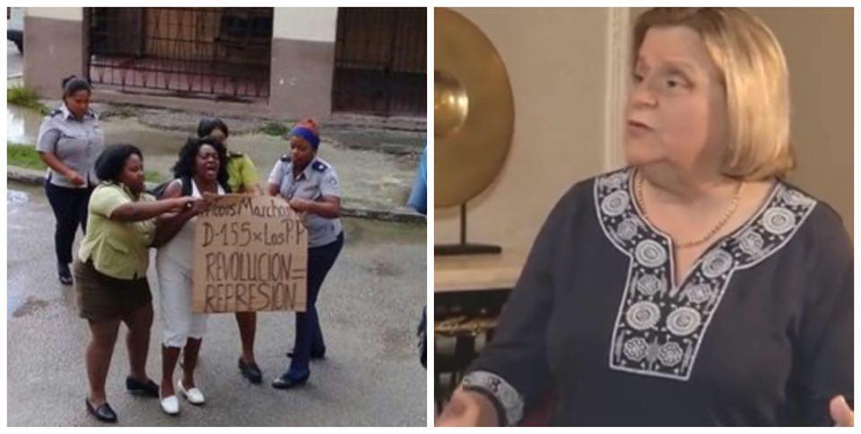 Ex congresista Ileana Ros-Lehtinen insta a la mujer cubana a seguir el ejemplo de las Damas de Blanco