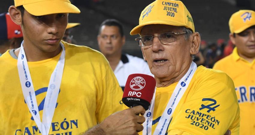 Suspendido y multado técnico cubano de béisbol en campeonato juvenil de Panamá