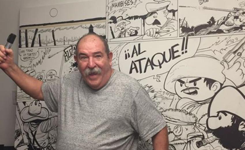 Muere en La Habana el realizador y caricaturista cubano Juan Padrón a los 73 años de edad