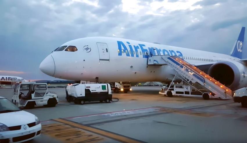 Aerolíneas europeas como Evelop, Iberia, Air Europa, KLM y Air France cancelan vuelos a Cuba