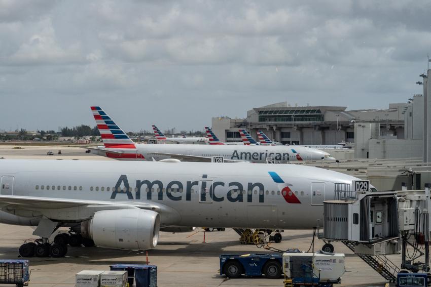 American Airlines suspende vuelos de Miami a Montevideo desde mayo hasta diciembre