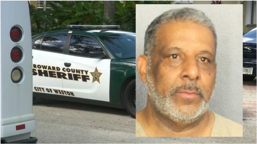 Guardia de seguridad de una escuela en el sur de la Florida dispara accidentalmente a un compañero de trabajo en un ojo