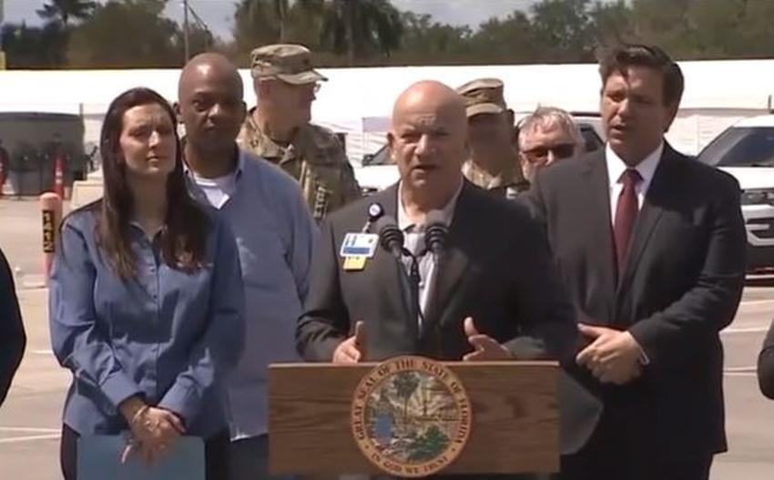 Presidente del Jackson Health System en Miami Dade da positivo al coronavirus