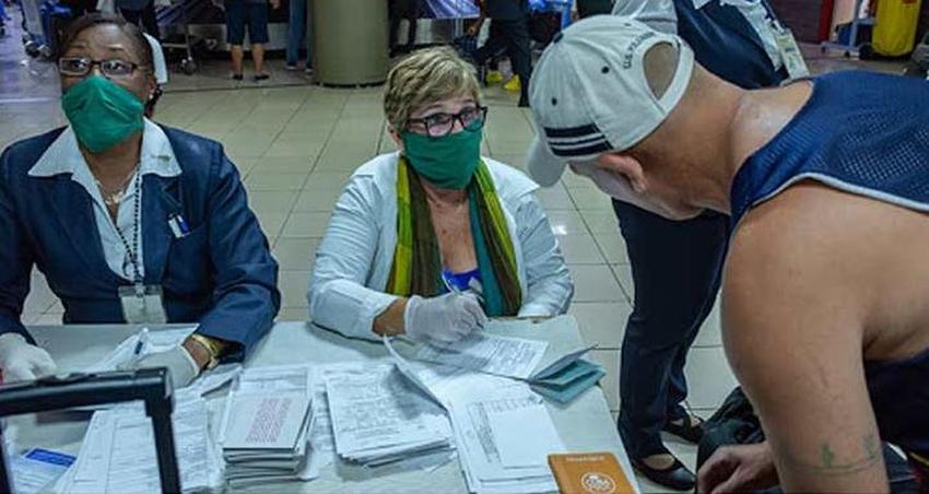 Médicos cubanos piden al gobierno de Cuba que cierre la frontera