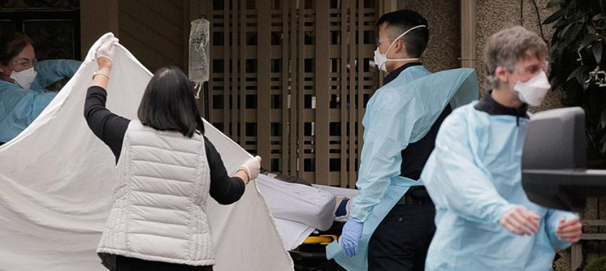 La OMS acaba de declarar el brote de coronavirus como una pandemia global