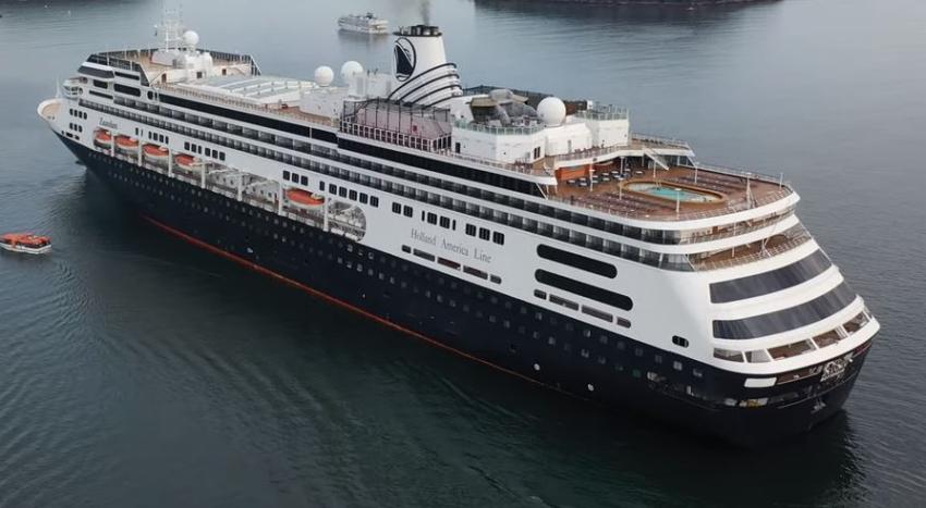 Se dirige al sur de la Florida un crucero con 42 personas a bordo que necesitan pruebas para detectar Covid-19