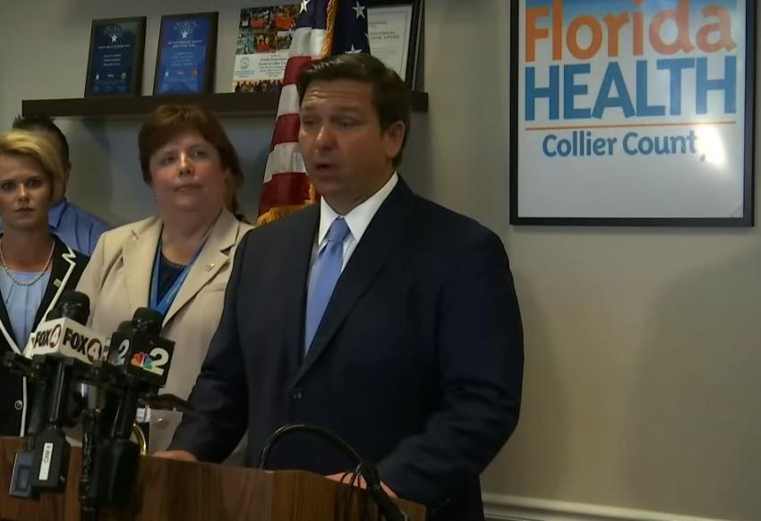 Gobernador de Florida declara estado de emergencia ante temores sobre el coronavirus