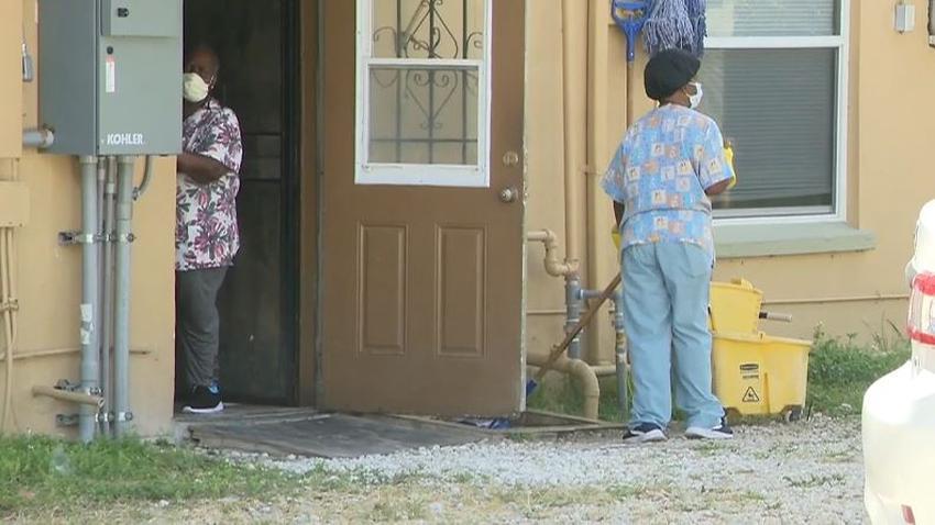 Pandemia de coronavirus afecta una segunda residencia de ancianos en el sur de la Florida