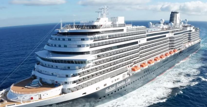 Cuatro pasajeros muertos en crucero Holland America que se dirige a la Florida