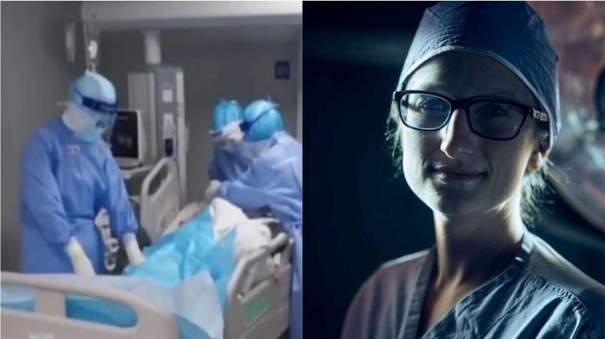 Ante escasez de mascarilla en los hospital una enfermera del sur de la Florida pide a los residentes que tengan de sobra N95 que las donen al hospital