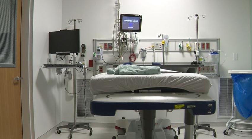 Hospital Mount Sinai en Miami Beach prepara salas especiales de aislamiento para pacientes con Coronavirus