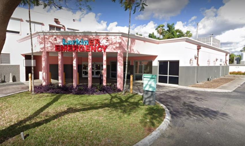 Larkin Community Hospital en Hialeah valora estar entre los sitios que hará la prueba del Coronavirus