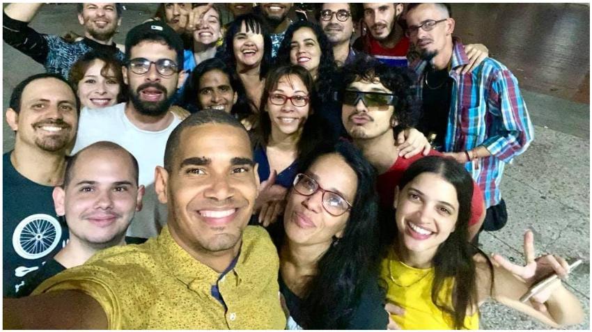 Seguridad del Estado en Cuba libera a Luis Manuel Otero Alcántara