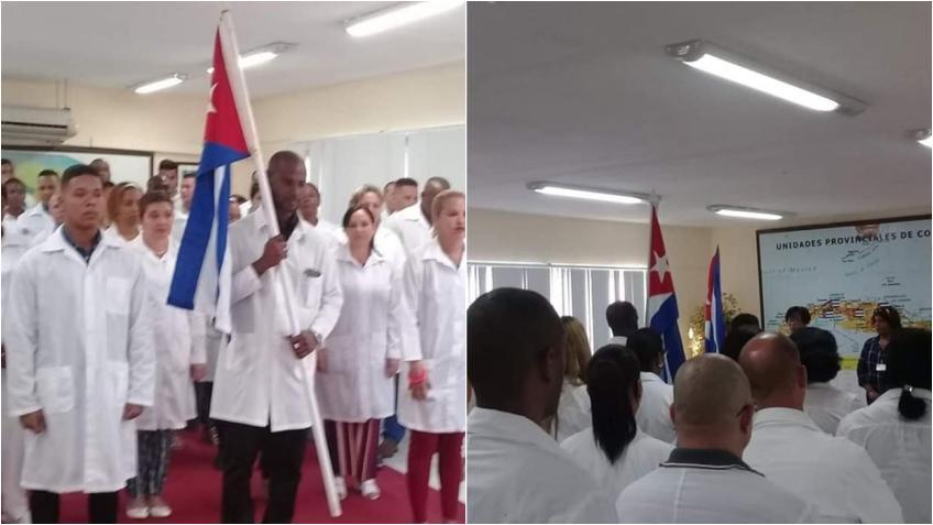 Gobierno de Cuba envía 60 doctores cubanos a Belice, país con un solo caso de coronavirus confirmado