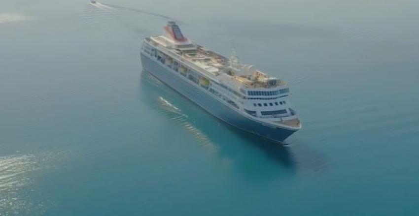Cuba dispuesta a recibir a crucero británico con 5 casos de coronavirus que no ha podido anclar en varios puertos del Caribe
