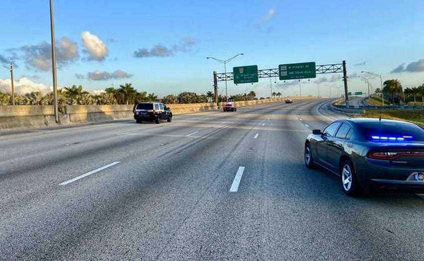 Accidente en el Palmetto en Miami deja un motociclista muerto