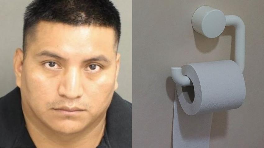 Un hombre es arrestado por robarse 66 rollos de papel higiénico de un hotel en Orlando