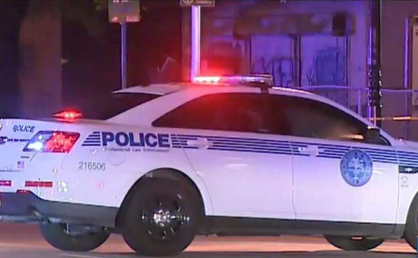Conductor abre fuego contra un policía durante una parada de tráfico en el noroeste de Miami