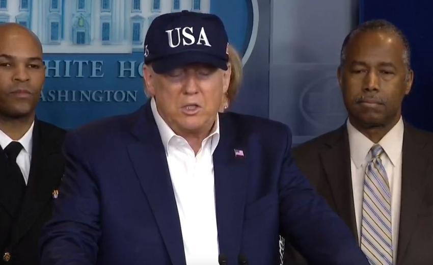 Presidente Trump incluye a Reino Unido e Irlanda en las restricciones de viaje