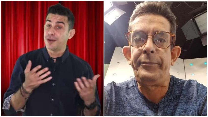 """Actor cubano Roberto San Martín responde a Ulises Toirac por su crítica a Estados Unidos: """"hablas desde la ignorancia o el adoctrinamiento o ambas a la vez"""""""