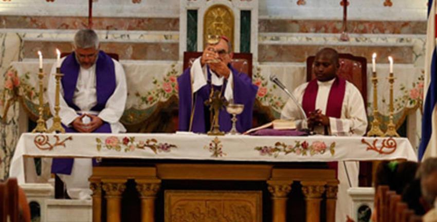 Prudencia en las celebraciones litúrgicas ante el coronavirus, recomiendan los Obispos de Cuba