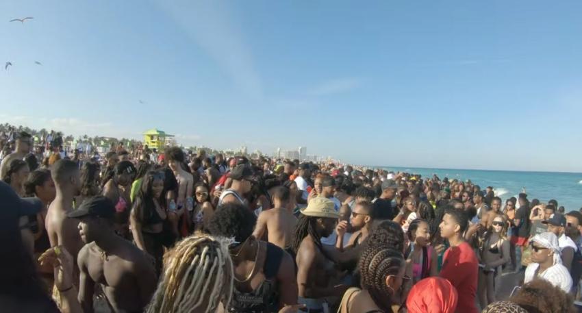 Miami Beach cancela evento especial de Spring Break que tenía planeado para este año