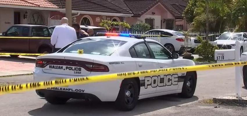 Mujer asesinada a tiros por su ex pareja en Hialeah