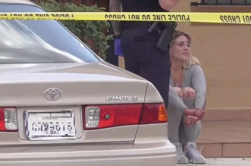 Vecinos del joven baleado en Hialeah por su exnovia dan declaraciones sobre lo sucedido