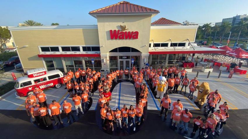 Supermercados WAWA abre en el Doral