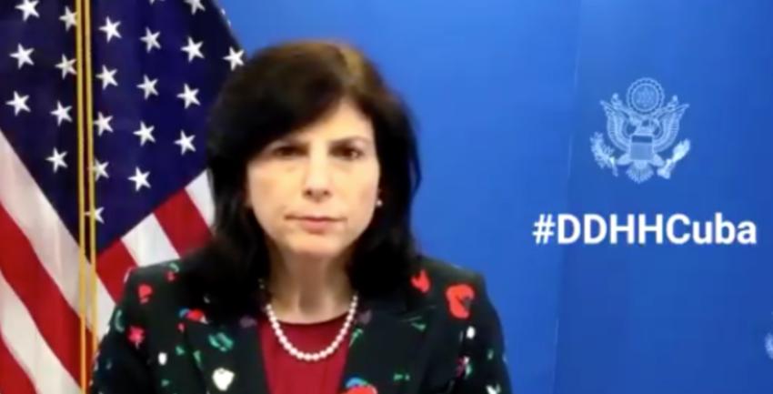 Diplomática estadounidense aclara que Washington ha exportado millones de dólares en medicinas, y equipos médicos a Cuba