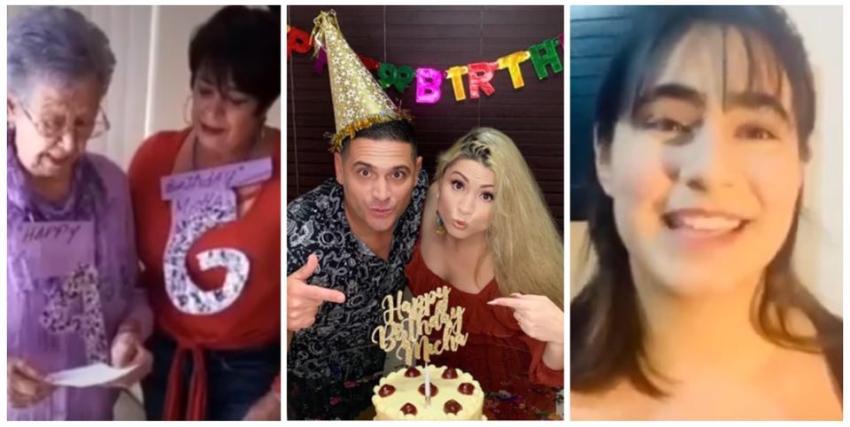 La emotiva sorpresa de cumpleaños que le dieron familiares y amigos al actor cubano Mijail Mulkay