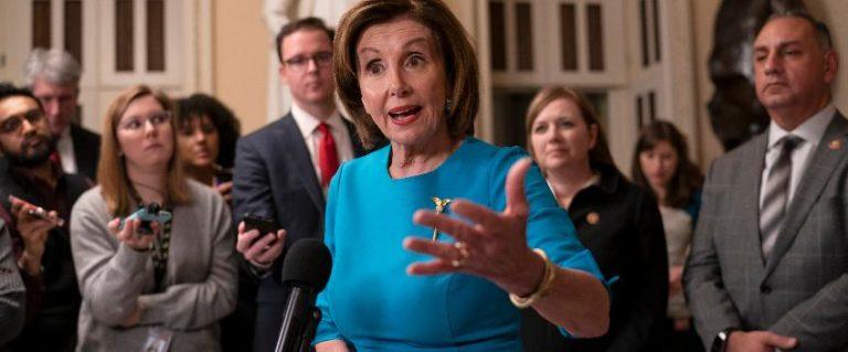 Demócratas quieren fondos para más pruebas de Covid-19, antes de reabrir la economía