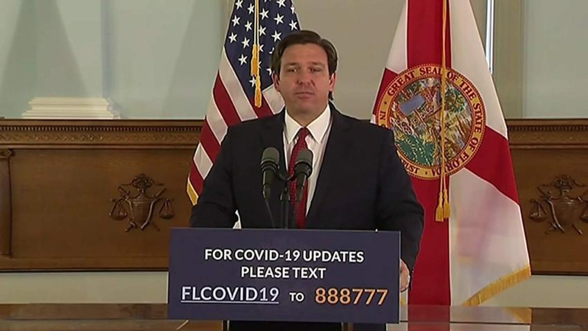Gobernador de Florida permite la apertura de restaurantes y tiendas en algunos condados a partir del lunes