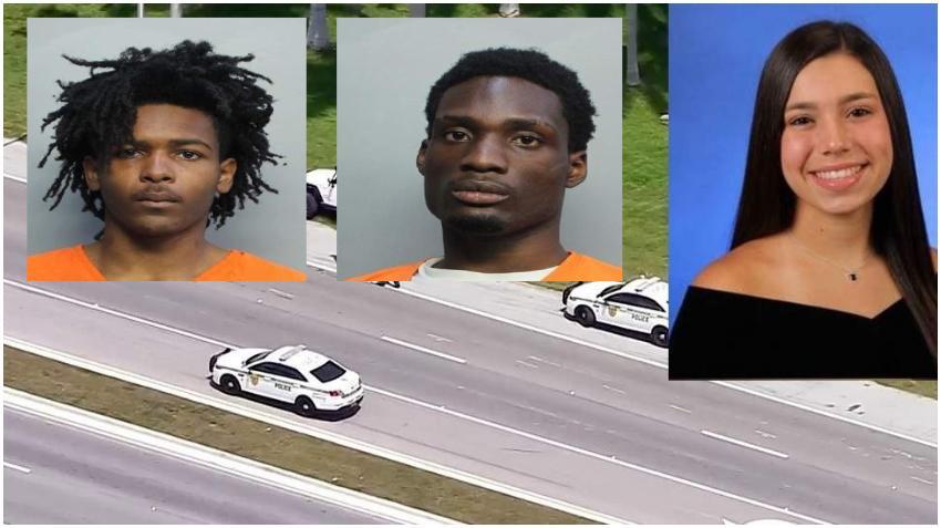 Policía de Miami-Dade arresta a 2 adolescentes que asesinaron a tiros a una estudiante de secundaria en un intento de robo de zapatos