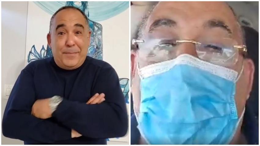 Albertico Pujol se queja del precio de las mascarillas en Miami