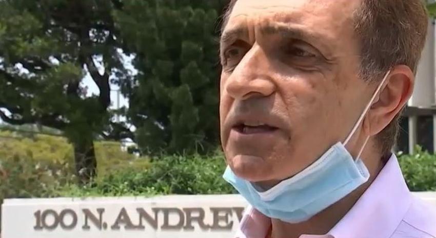 """Alcalde de Fort Lauderdale en Florida extiende la orden de """"quedarse en casa"""" hasta el 1 de mayo"""