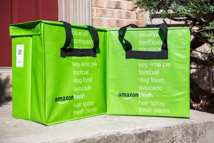 Amazon está aceptando pagos con Food Stamps en Florida y otros 6 estados para comprar alimentos
