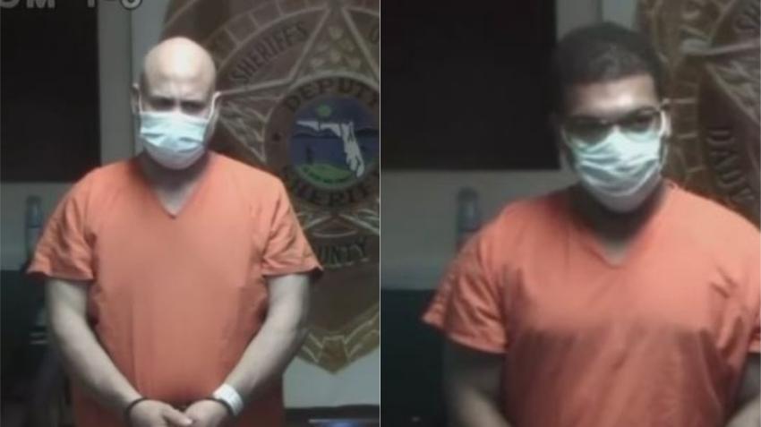 Arrestan a dos hombres acusados de secuestrar a una mujer en Kendall y violarla en repetidas ocasiones