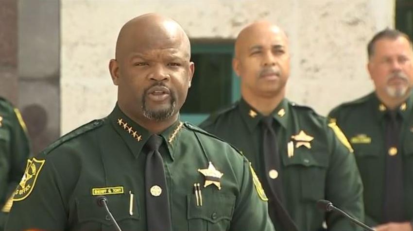 Sheriff del condado de Broward confirma que 36 empleados han dado positivos al coronavirus