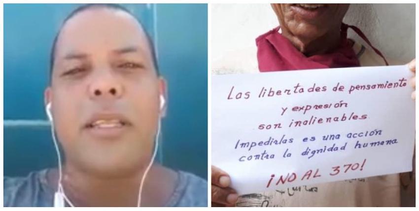 Multan a carretillero cubano con 3.000 pesos bajo el Decreto Ley 370, por hacer denuncias en redes sociales