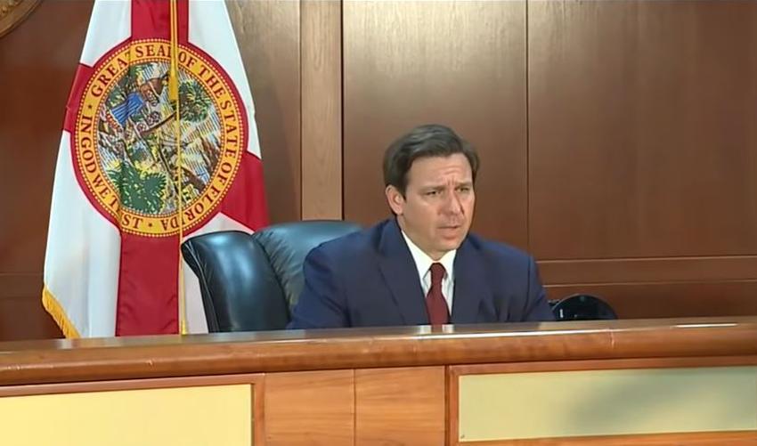 Gobernador de Florida, Ron DeSantis, también expresa el deseo de que Miami-Dade comience la fase 1 de reapertura el 18 de mayo
