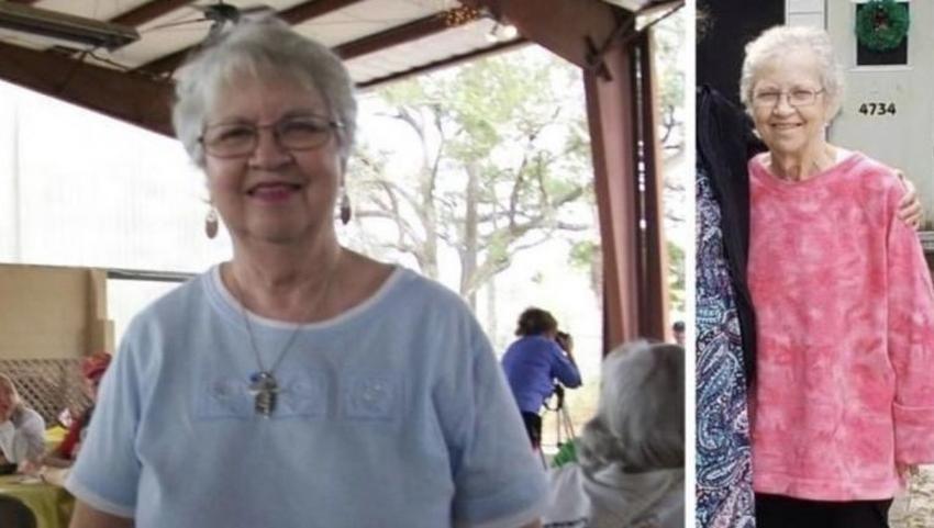 Buscan en Florida a una anciana de 75 años desaparecida desde el 6 de abril
