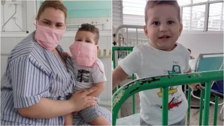 Primer niño en Cuba positivo al coronavirus es dado de alta