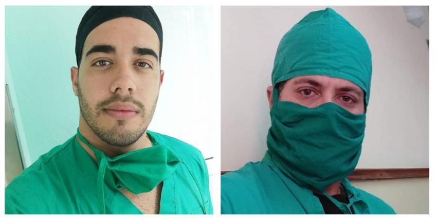 Trabajador de la salud en Cuba se queja de que aunque está aislado no le han hecho la prueba rápida para saber si tiene Covid-19